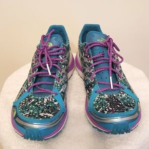 The North Face ultra series shoes